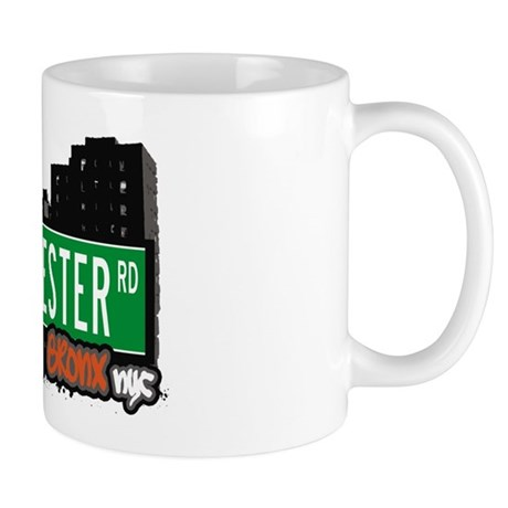Eastchester Rd, Bronx, NYC Mug