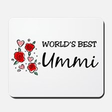 WB Mom [Arabic] Mousepad