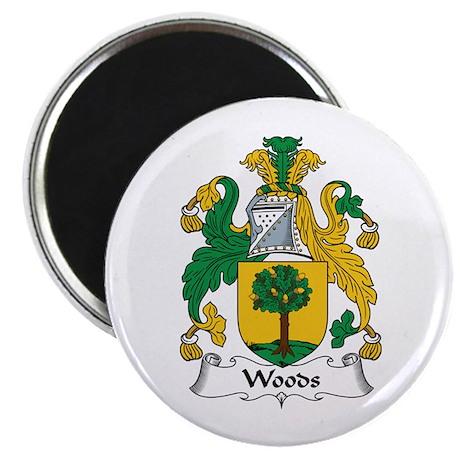 "Woods 2.25"" Magnet (100 pack)"