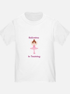 T- Ballerina In Training