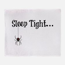 Sleep Tight... Throw Blanket