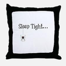 Sleep Tight... Throw Pillow