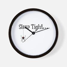 Sleep Tight... Wall Clock