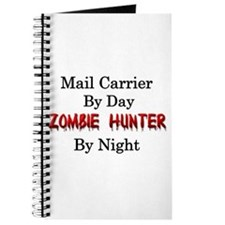 Mail Carrier/Zombie Hunter Journal