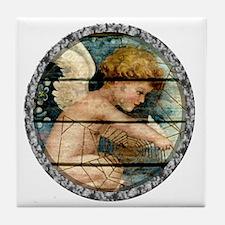 Love Angel Tile Coaster