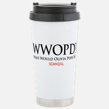 WWOPD? Travel Mug