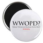 WWOPD? Magnet