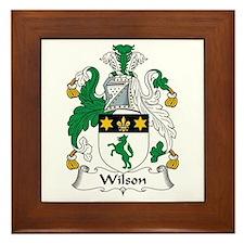 Wilson II Framed Tile