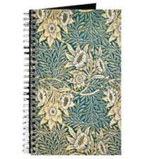 William Morris Tulip and Willow Journal
