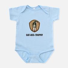 Cat Ass Trophy Body Suit