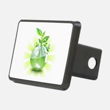 Green Earth Hitch Cover