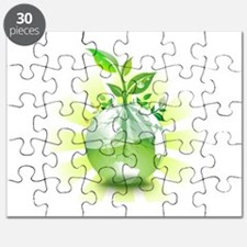 Green Earth Puzzle