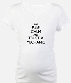 Keep Calm and Trust a Mechanic Shirt