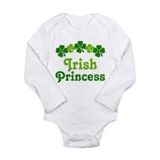 Irish Princess (rainbow) Body Suit