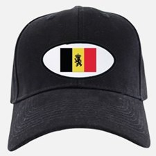 Belgium State Ensign Flag Baseball Hat