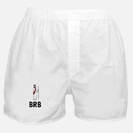Jesus BRB Boxer Shorts