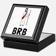 Jesus BRB Keepsake Box
