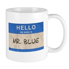 Reservoir Dogs Mr. Blue Mug Mugs