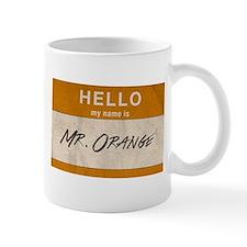 Reservoir Dogs Mr. Orange Mug Mugs