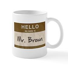 Reservoir Dogs Mr. Brown Mug Mugs