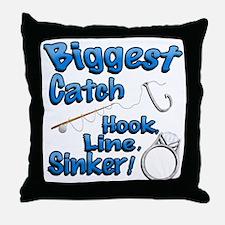 Biggest Catch Hook Line Sinker Wedding Ring! Throw