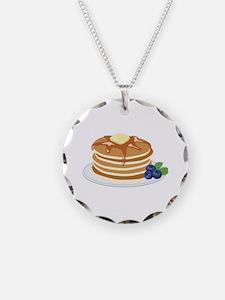 Pancakes Necklace