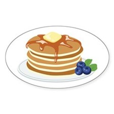 Pancakes Decal
