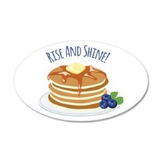 Rise And Shine! Wall Decal