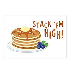 Stack Em High! Postcards (Package of 8)