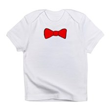 Red Bow Tie Infant T-Shirt