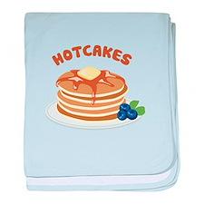 Hotcakes baby blanket