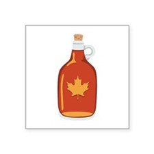 Canadian Maple Syrup Sticker