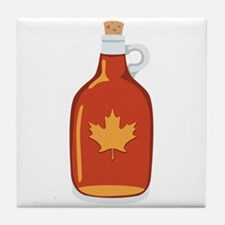 Canadian Maple Syrup Tile Coaster