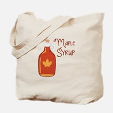Maple Syrup Tote Bag