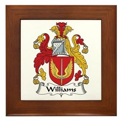 Williams Framed Tile