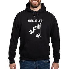 Music Is Life Hoodie