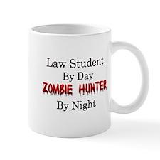 Law Student/Zombie Hunter Small Mugs