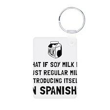 Soy Milk Keychains