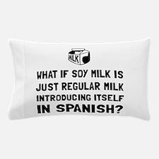 Soy Milk Pillow Case