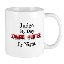 Judge/Zombie Hunter Mug