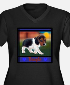 Beagle Plus Size T-Shirt