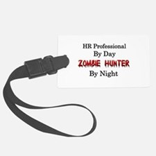 HR Professional/Zombie Hunter Luggage Tag