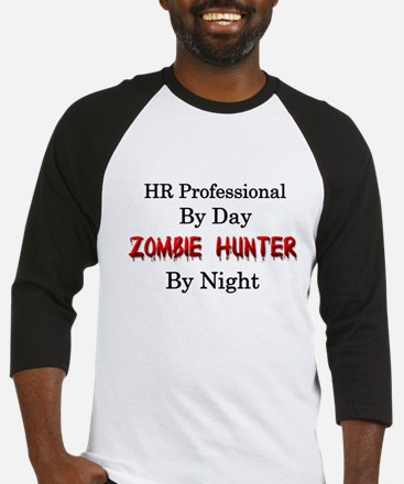 HR Professional/Zombie Hunter Baseball Jersey