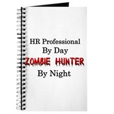 HR Professional/Zombie Hunter Journal