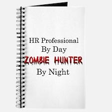 HR Professional/Zombie Hunter Journal