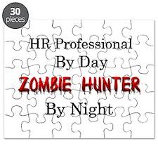 HR Professional/Zombie Hunter Puzzle