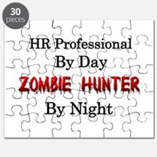 HR Professional/Zombie Hunter Puzzle
