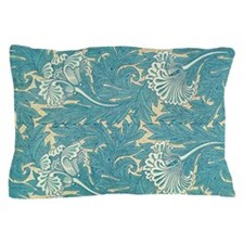 William Morris Tulip Pillow Case