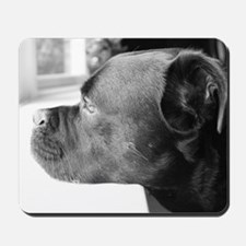 Mopey Face Tyson Mousepad
