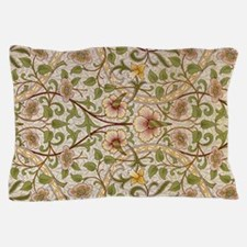 William Morris Daffodil Pillow Case